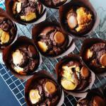 Chocolate Vortex Muffins